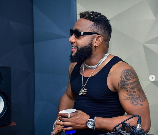 Here Are 10 Nigerian Artists Who Started From The Choir - kcee
