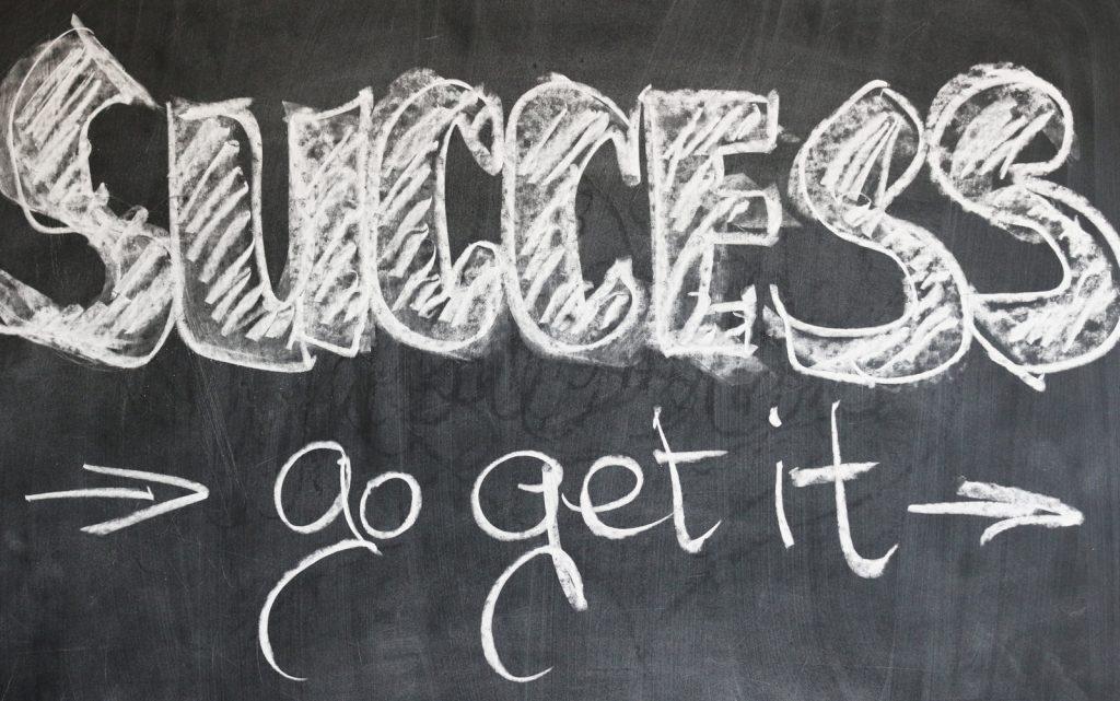 Success! Go get it