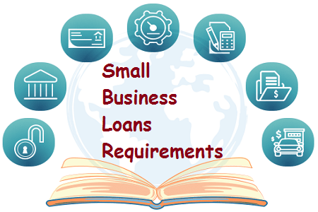 Small Business Loans Application and Banks Requirements