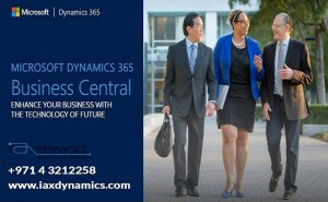 Microsoft introduced Dynamics 365 Business Central in UAE