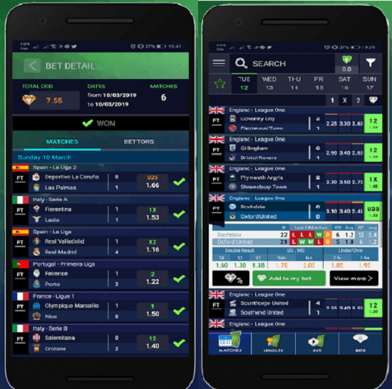 BetMines Betting Tips Football Apps on Google - Soccer Prediction Tips with Expert Correct Score Prediction
