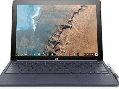 HP Chromebook X2 Intel Core m3-7Y30 Business Laptop 1