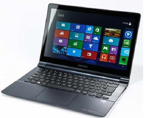 Samsung Ativ Windows 8