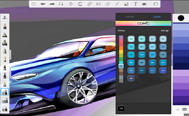 Autodesk SketchBook Mobile App for Drawing and Painting 1
