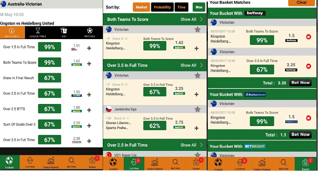 Weekend football prediction with best tipster correct score