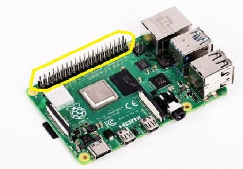 Headers - Raspberry Pi Hardware Installation Guide and Training Book