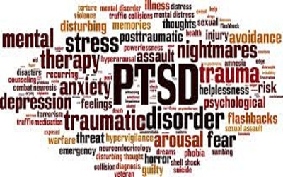 Post traumatic stress disorder - Using AI to diagnose Post Traumatic Stress Disorder by Voices