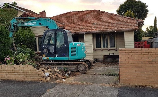 Demolition Melbourne Company