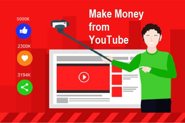 Strategies to Make Money from YouTube