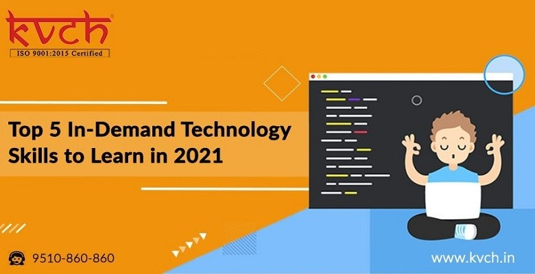 Top 5 In-Demand Technology Skills to Learn in 2021