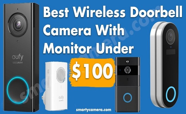 Wireless Doorbell with Smart Camera