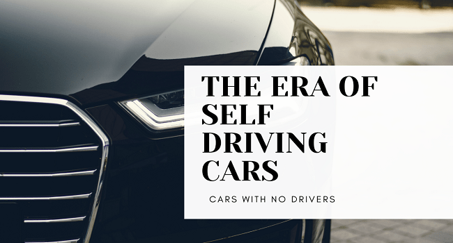 Self-Driving Cars Technology