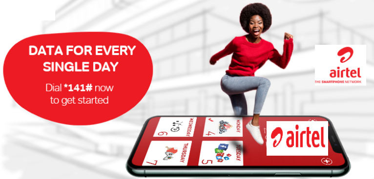 All New Airtel 4G Data Plans Subscription Codes