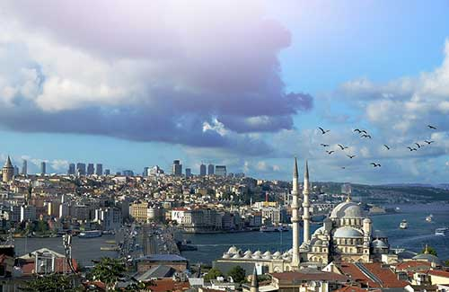 Tours y Viajes para Turquía
