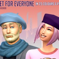 Beret for everyone!
