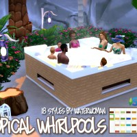 Tropical Whirlpools