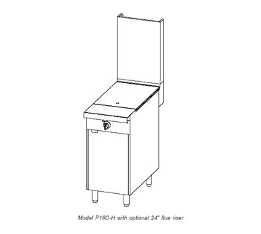 Southbend Platinum Heavy Duty Range with Hot Top Manual