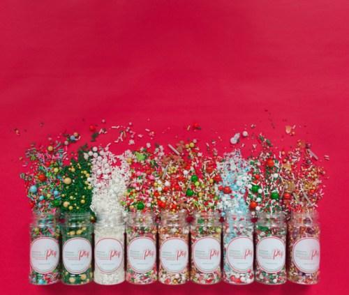 #ChristmasCookiesWeek Sprinkle Pop Prize Package