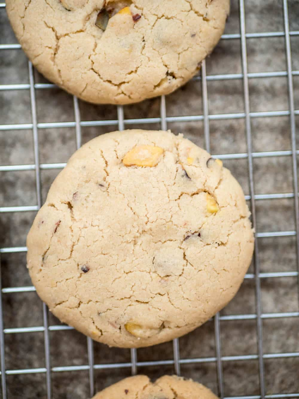 Tahini cookies with pistacchios - recipe / A kitchen in Istanbul