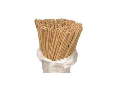 20x 5ft Bamboo Canes Garden Plant Support - AK Kin Garden Supplies