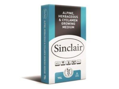 Sinclair Alpine, Herbaceous & Cyclemen Growing Medium 75ltr - AK Kin Garden Supplies