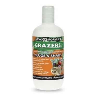 Grazers G2 Slugs & Snails Repellent 350ml - AK Kin Garden Supplies