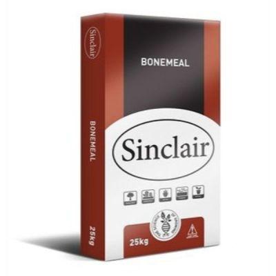 Sinclair Bonemeal 25kg - AK Kin Garden Supplies
