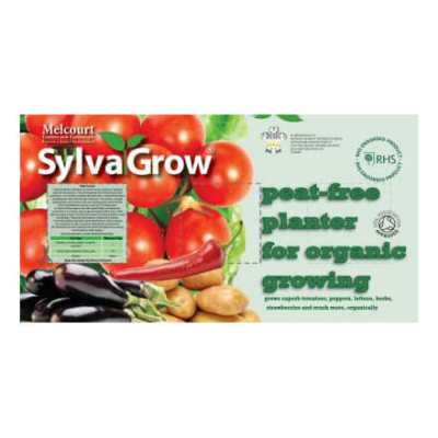 Melcourt Sylvagrow Peat-Free Planter   AK Kin Garden Supplies