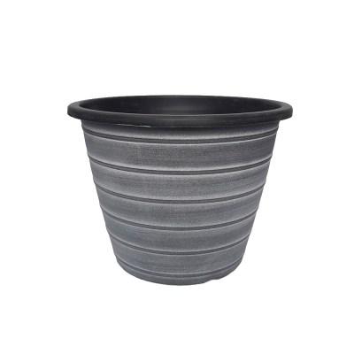 Olympia Stout Planter Black 12'