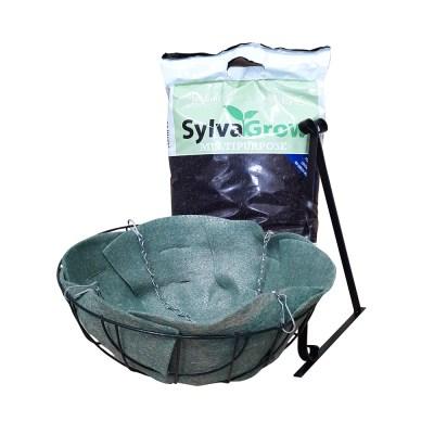 14' Hanging Basket and Compost Kit