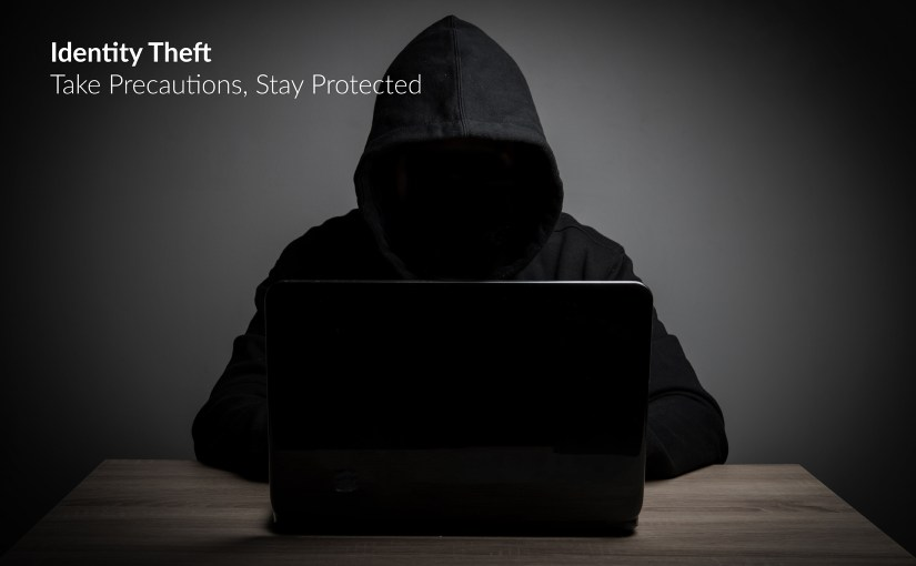 Working Online? Watch out for Identity Theft!
