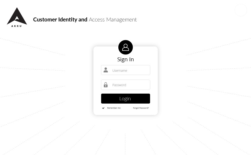 customer identity and access management