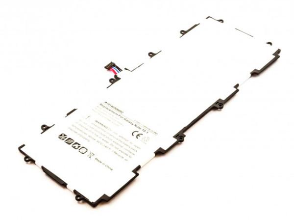 Akkus für Samsung Galaxy Note 10.1, Galaxy Tab 10.1