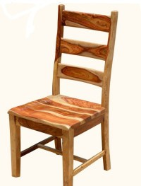 Solid Wood Dining Chair , Design Dining Chairs Rosewood