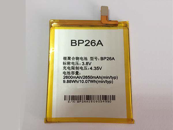 LAPTOP-BATTERIE Pioneer BP26A