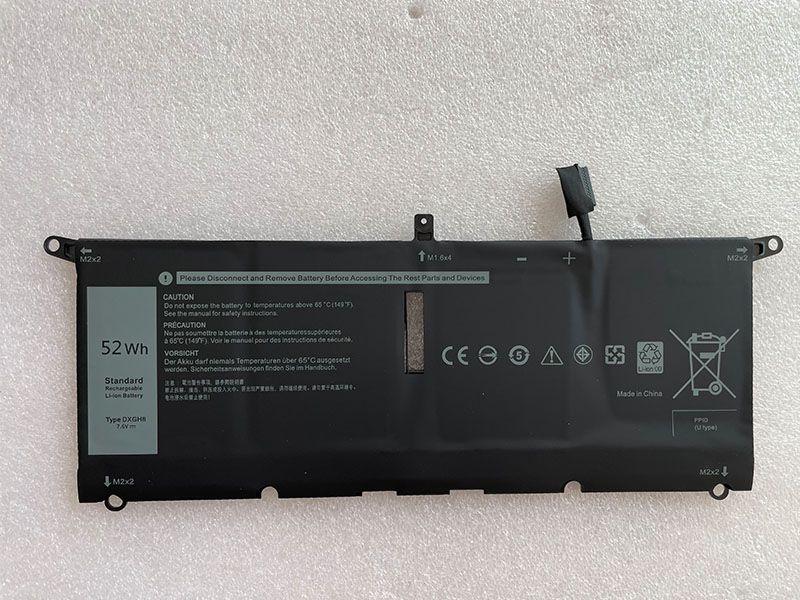 LAPTOP-BATTERIE Dell DXGH8