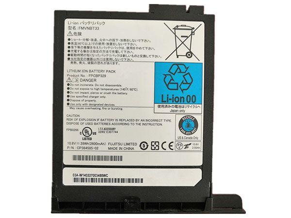 LAPTOP-BATTERIE Fujitsu FPCBP329