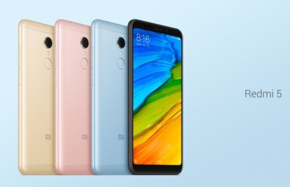 Xiomi Redmi 5 Get A New Variant,Features 4GB RAM