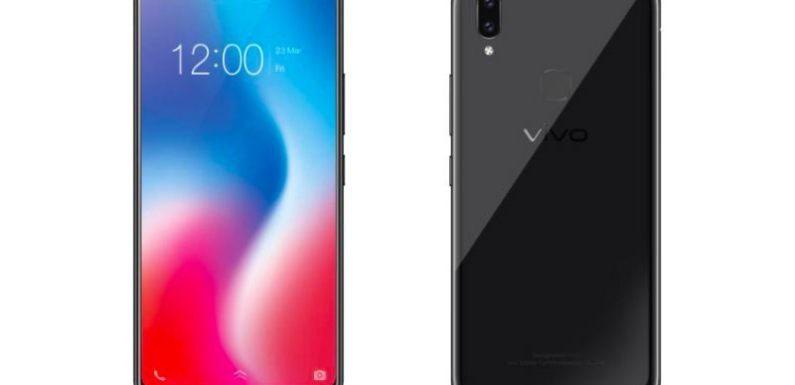 Vivo V9 With 6.3 Inch Full HD Display Goes Sale On India,Now Available Offline And Online Store