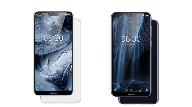 Nokia 6.1 Plus With Display Notch In India To Rival Xiomi Redmi Note 5 Pro.