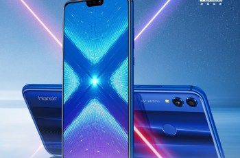 Honor 8X with 6.5 Inch display and Kirin 710