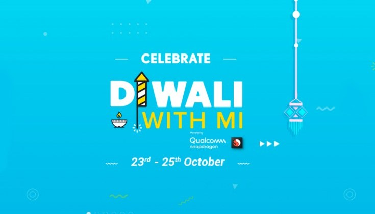 """Xiaomi has announced """"Diwali with Mi"""" Its sale on its smart Gadgets"""