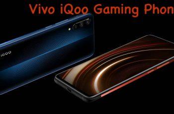 Vivo iQoo Gaming Smartphone With Triple Camera