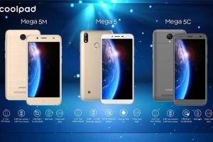 CoolPad Mega 5 Mega 5M And Mega 5C Budget Smartphone