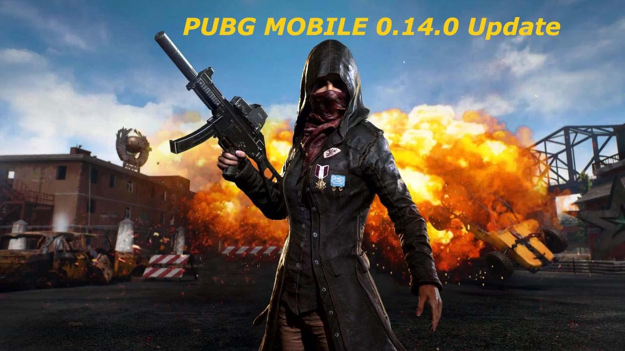 PUBG Mobile 0.14.5 Update