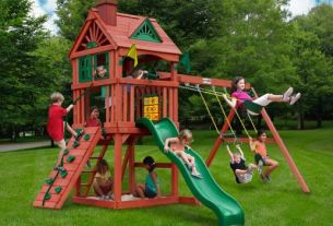School Garden Outdoor Playground Swings manufacturers and suppliers merry-go-rounds spring riders tubes slides playground climbers see saws