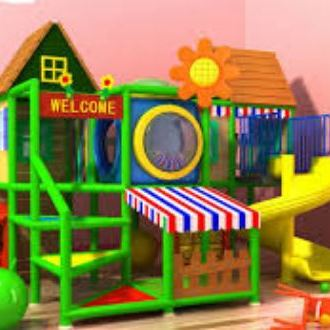indoor play area equipmet