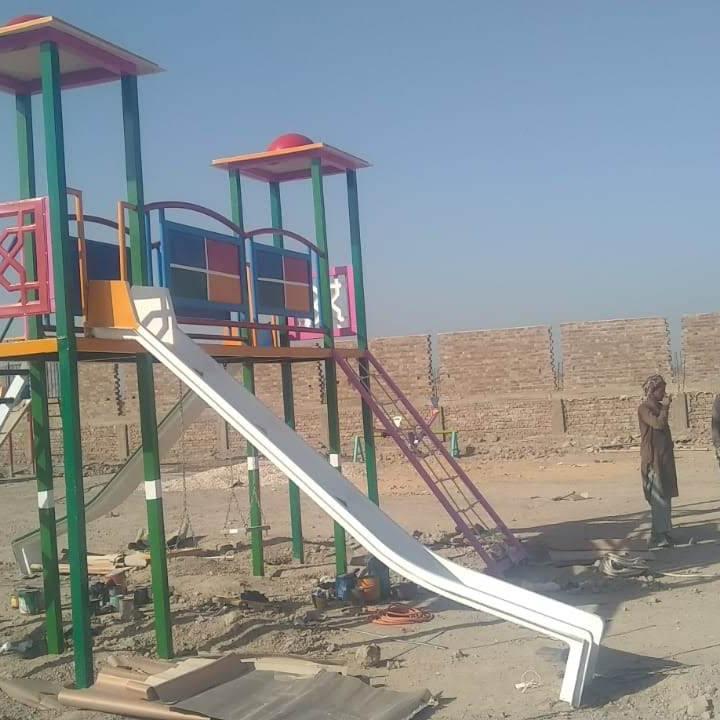 park rides karachi
