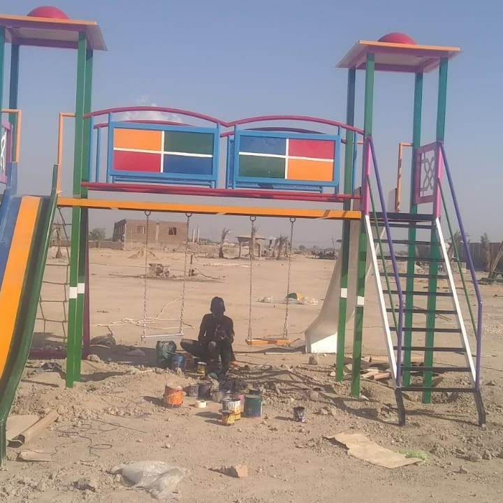 playground equipment karachi