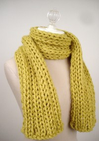 Scarf Knitting Patterns | A Knitting Blog